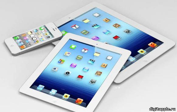 Обзоры iPhone 5, iPad mini и Retina iPad